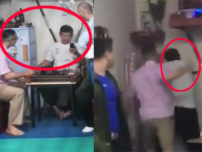 """Nóng: Có clip 10 phút """"minh oan"""" Nam Anh Kiệt đấm gãy răng Nguyên Khánh - 1"""