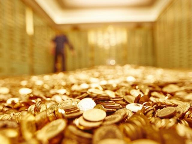 Giá vàng hôm nay 18/7: Vàng tăng khủng, lên đỉnh 2 tuần