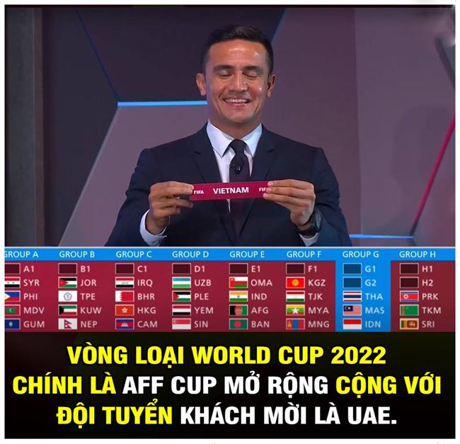 """Vòng loại World Cup 2022 chính là giải """"AFF Cup mở rộng""""."""