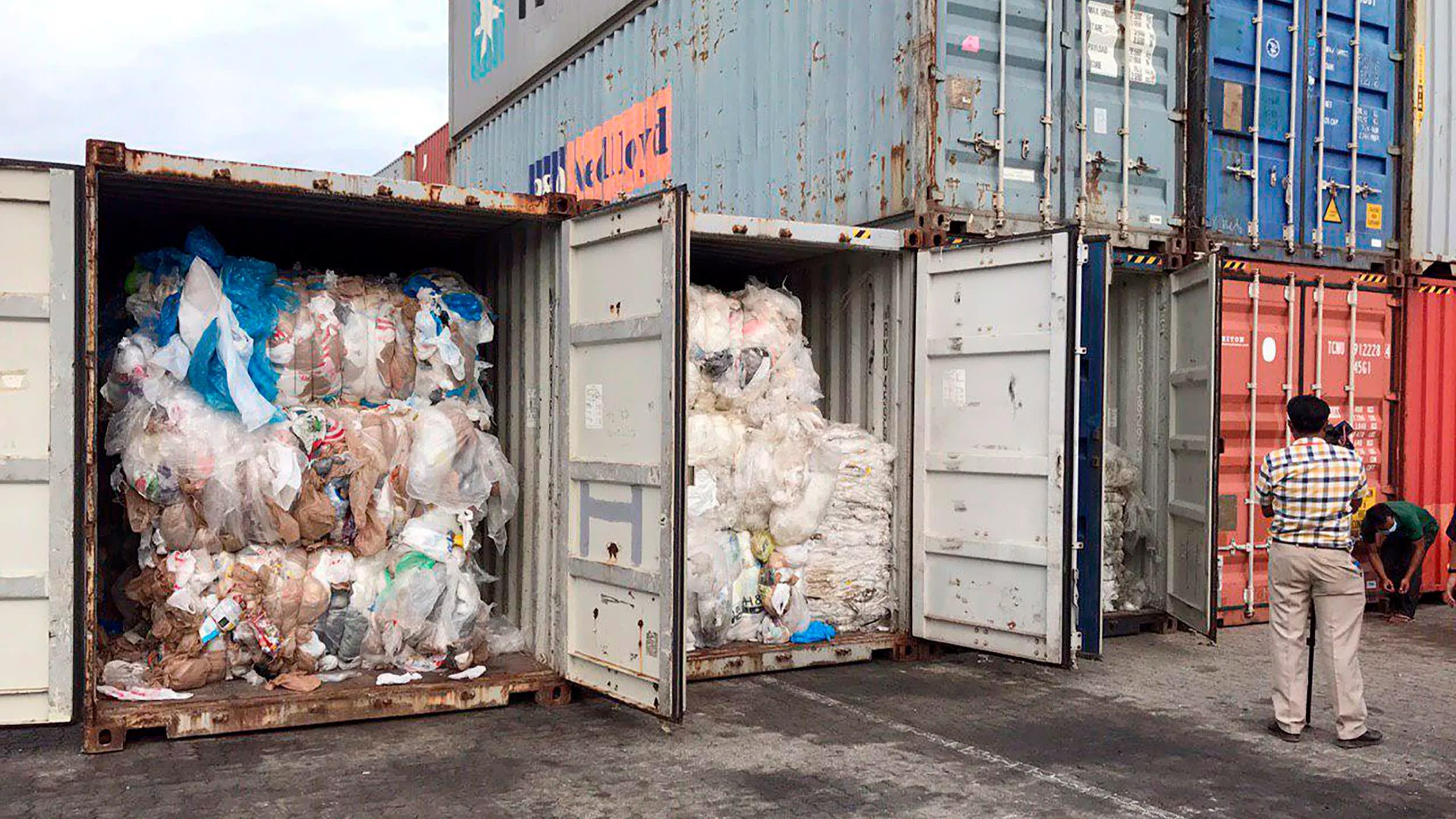 Campuchia thẳng thừng gửi trả 1.600 tấn rác thải cho Mỹ và Canada - 1