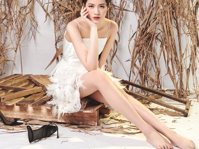 """Người mẫu Hà Nội bị cụt tay: """"Tôi rất thần tượng Kỳ Duyên"""""""