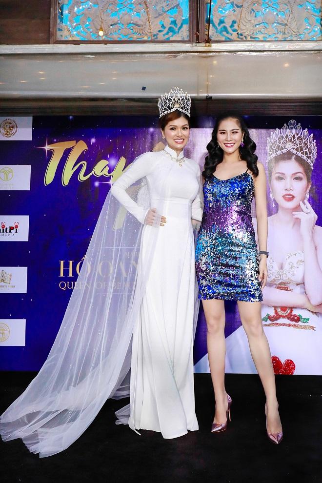 Hoa hậu quê Vũng Tàu mở tiệc trên du thuyền lớn nhất sông Sài thành - 6