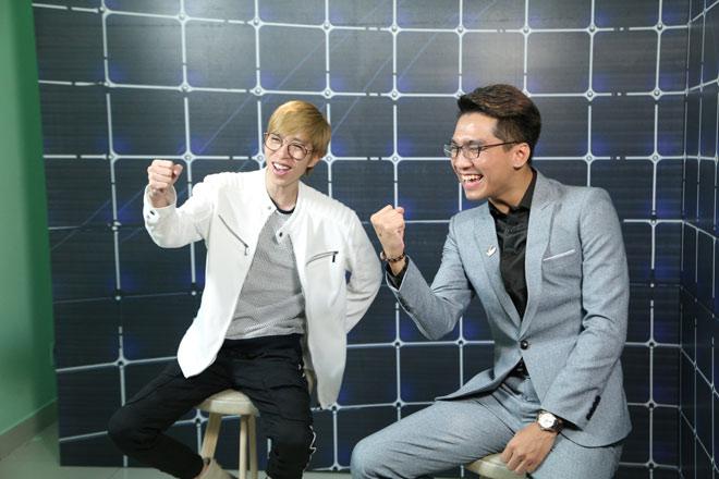 2 ngôi sao YouTube Việt Nam 'song kiếm hợp bích' lập kỷ lục, giành giải 350 triệu là ai? - 1