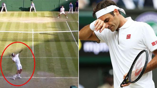 """Federer lộ sai lầm sơ đẳng: Sức mạnh của Djokovic """"đè bẹp"""" tennis hoa mỹ - 1"""