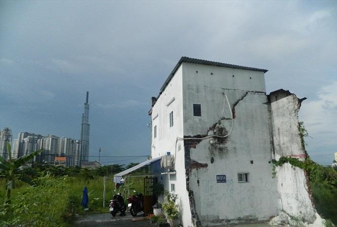 'Lộ' thêm 10 hộ dân ngoài ranh khu đô thị mới Thủ Thiêm bị giải tỏa - 1