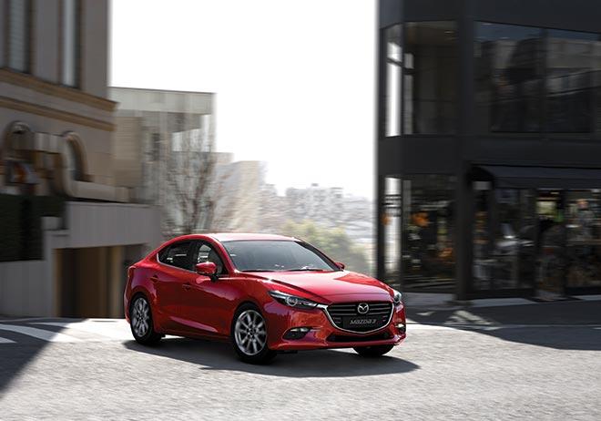 Mazda3 vượt mốc 50.000 xe bán ra, ưu đãi cho khách hàng lên đến 70 triệu đồng - 1