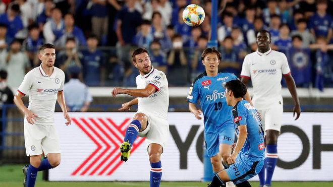 Kawasaki Frontale - Chelsea: Cú sốc Nhật Bản, phút 86 bàng hoàng - 1