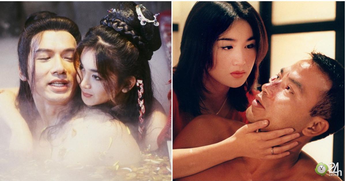 Những cảnh 18+ táo bạo của Phan Kim Liên gợi tình nhất màn ảnh