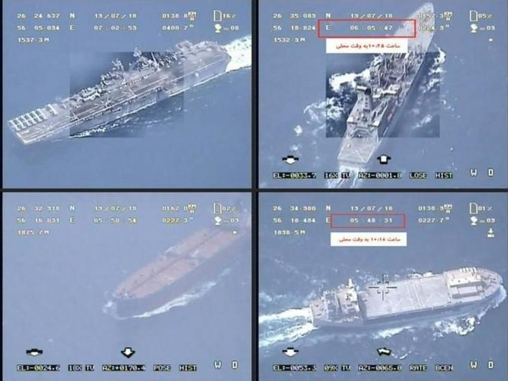 Căng thẳng đến đỉnh điểm, Iran chặn bắt tàu chở dầu của Anh - 1