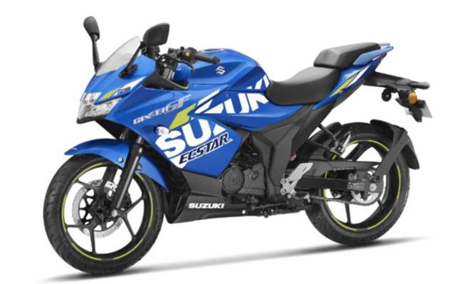 Lộ diện Suzuki Gixxer SF MotoGP Edition, bộ tem Moto GP đẹp mắt - 1