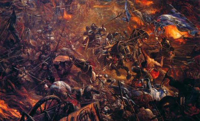 Chiến tranh Tống-Kim và nỗi nhục hiếm thấy của một triều đại Trung Hoa - 1