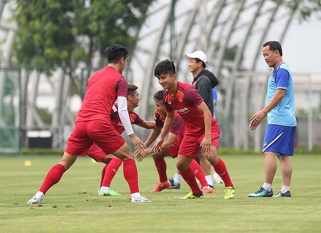 U23 Việt Nam tranh vàng SEA Games: Thầy Park gọi Martin Lò & 25 tuyển thủ đợt 2 - 1