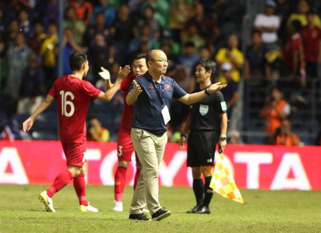 ĐT Việt Nam sáng cửa vượt qua vòng loại World Cup nhờ… nhà ĐKVĐ châu Á - 1