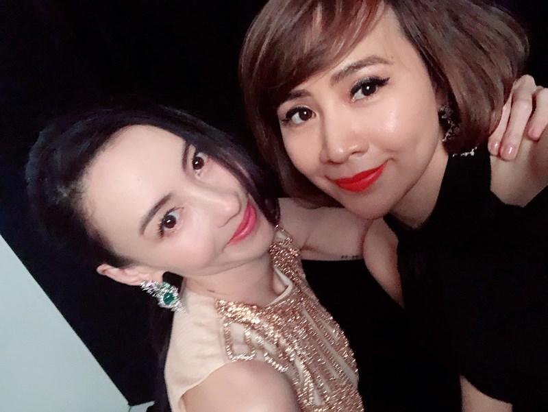 Trương Bá Chi đẹp tựa nữ thần khi diện đồ của nhà thiết kế Việt - 1