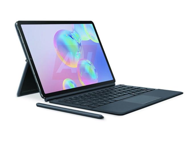 Galaxy Tab S6 đẹp cỡ này, iPad còn thua xa - 1