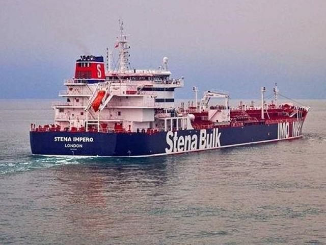 Tiết lộ mới về tình hình thủy thủ tàu Anh bị Iran bắt giữ