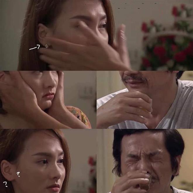Cảnh phim xúc động nhất của 'Về nhà đi con' lại bị cư dân mạng soi ra 'sạn' - 1