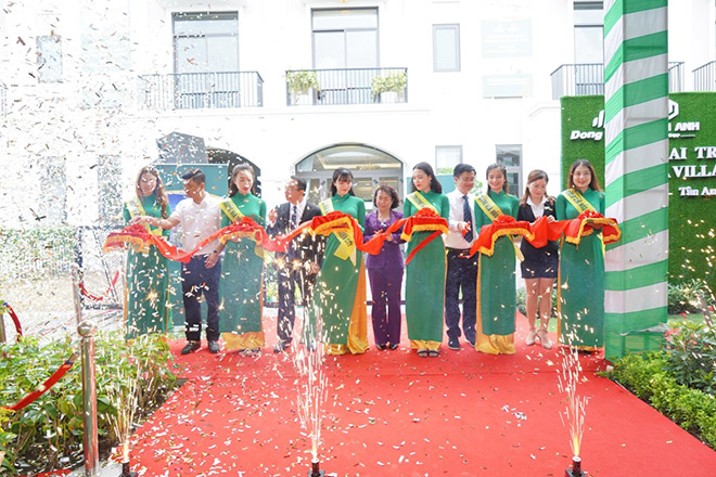 Tran Anh Group khai trương nhà mẫu dự án La Villa Green City - 1