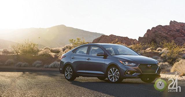 Hyundai Accent 2020 sử dụng khối động cơ Smartstream 1.6L tiết kiệm nhiên liệu hơn
