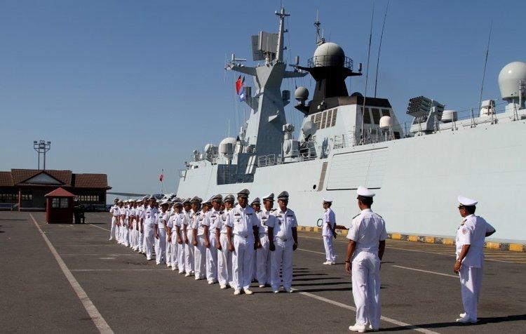 Trung Quốc ký thỏa thuận bí mật sử dụng căn cứ hải quân tại Campuchia? - 1