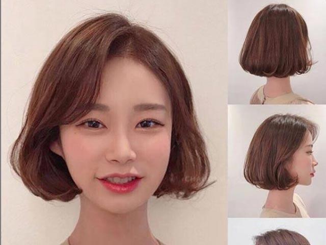 3 kiểu tóc ngắn trên cằm xinh xắn, được yêu thích nhất mùa hè thu 2019