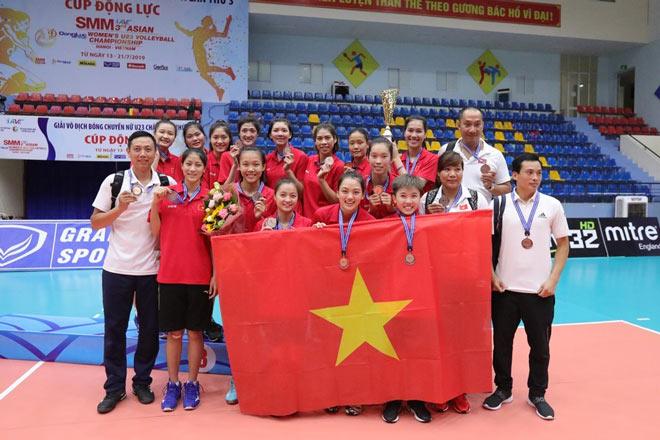 Bóng chuyền nữ U23 Việt Nam đả bại Thái Lan: Trận thắng ngỡ ngàng Đông Nam Á - 1