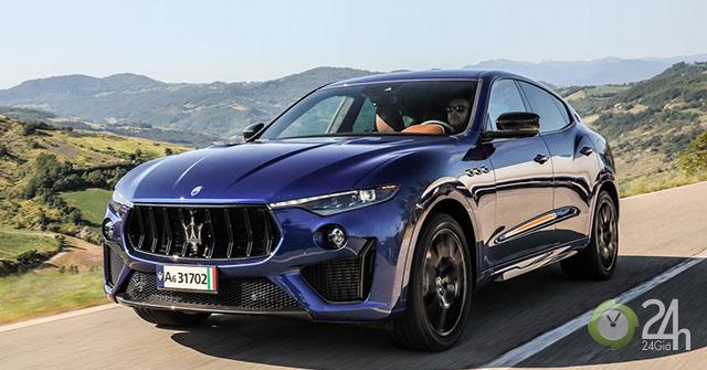 Maserati Levante Trofeo - chiếc xe Ý mang trong mình khối động cơ của Ferrari