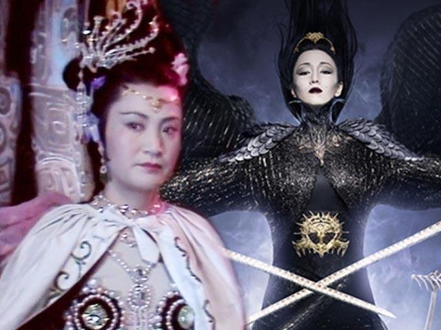 Tây Du Ký: Bạch Cốt Tinh mang vẻ đẹp Hollywood gây sốt lịch sử Tây Du Ký