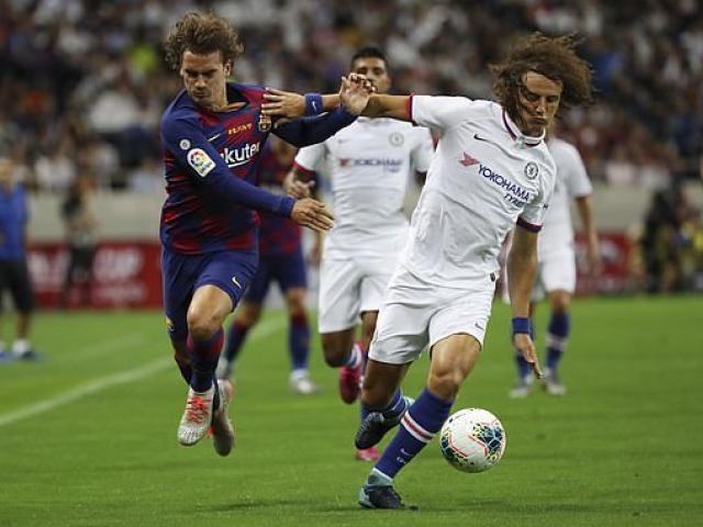 Highlight: Barcelona vs Chelsea