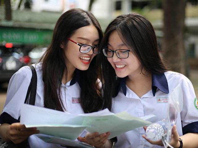 Điểm sàn trường Đại học Dược Hà Nội là 20 điểm - 1