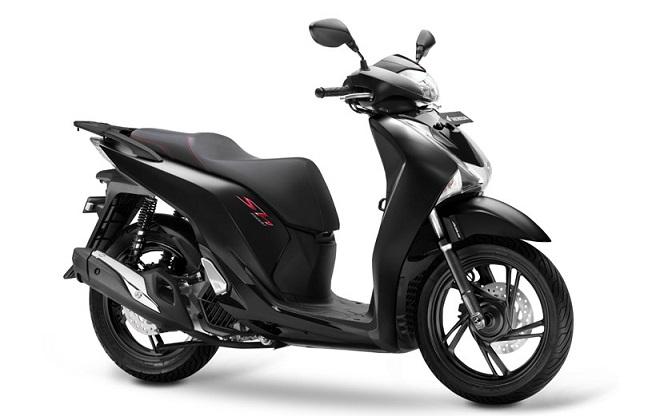 Honda SH 150i 2019 màu đen xám kim loại chốt giá gần 70 triệu đồng - 1