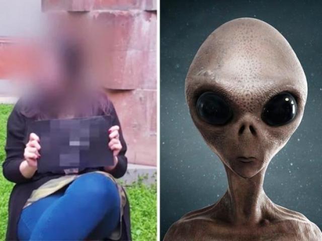 """Người """"trở về từ năm 3500"""" tuyên bố có thai với người ngoài hành tinh và nói về kết cục thế giới"""