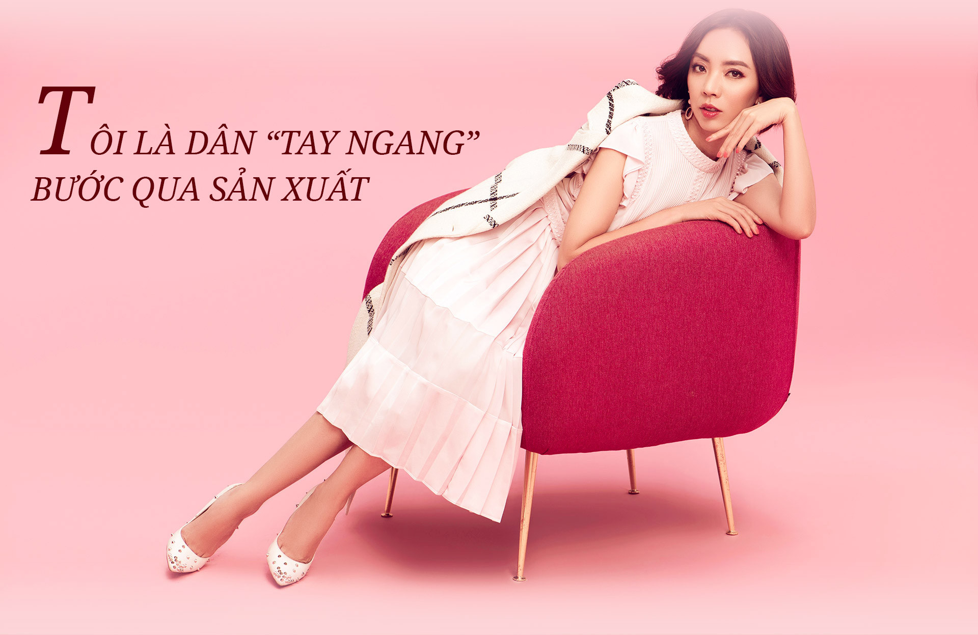 """""""Hoa hậu hài"""" Thu Trang: Chồng làm gì bên ngoài mặc kệ, nhưng phải mang tiền về - 2"""