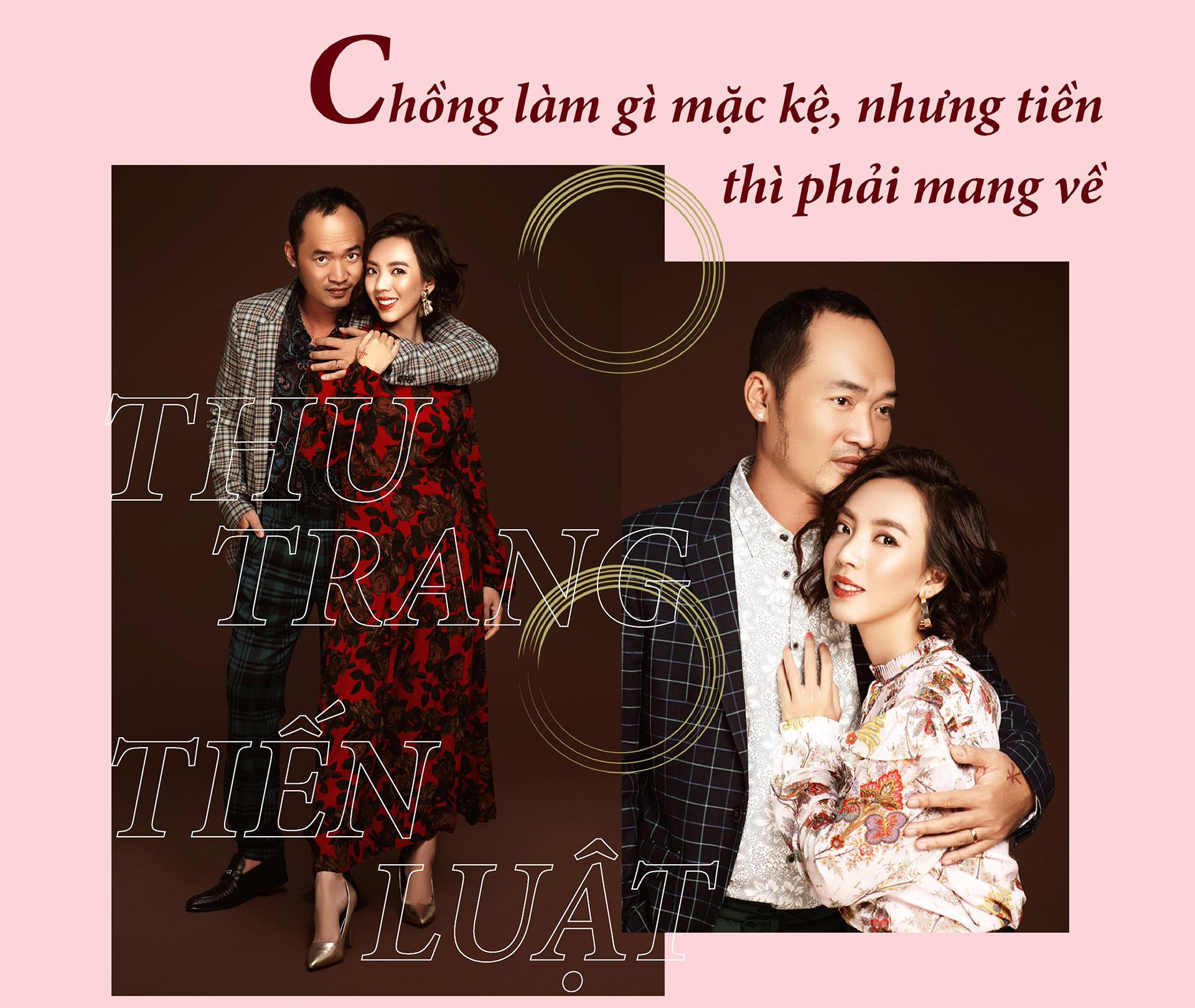 """""""Hoa hậu hài"""" Thu Trang: Chồng làm gì bên ngoài mặc kệ, nhưng phải mang tiền về - 6"""