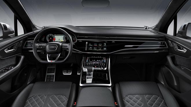Audi SQ7 TDI 2020 bản facelift với nhiều nâng cấp về nội, ngoại thất và các tính năng thông minh - 3