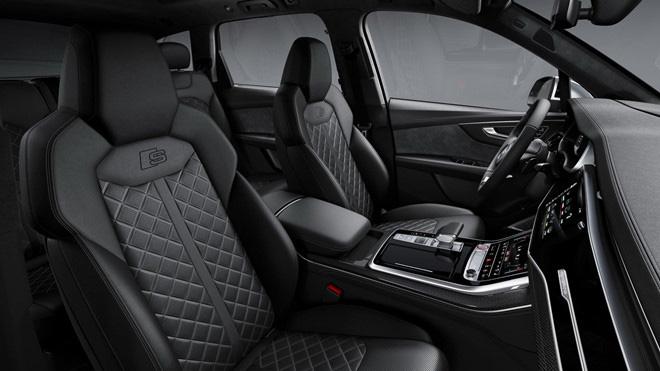 Audi SQ7 TDI 2020 bản facelift với nhiều nâng cấp về nội, ngoại thất và các tính năng thông minh - 5