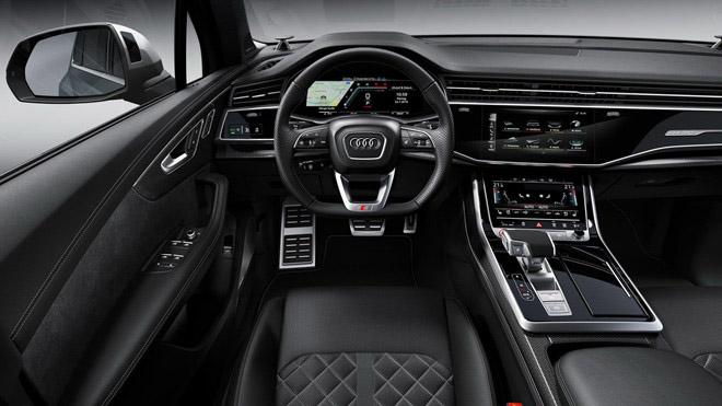 Audi SQ7 TDI 2020 bản facelift với nhiều nâng cấp về nội, ngoại thất và các tính năng thông minh - 6