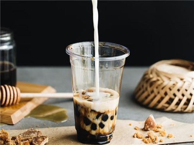 Loại trà sữa nào nên hạn chế nhất vì chứa nhiều đường? - 1