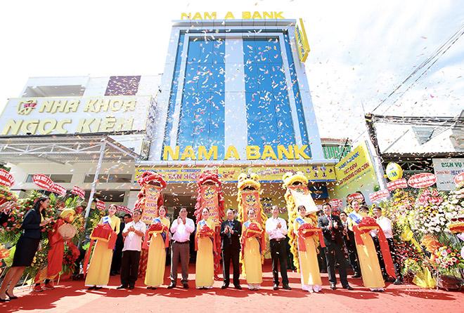 Nam A Bank tiếp tục đến gần hơn với khách hàng tại Kiên Giang - 1