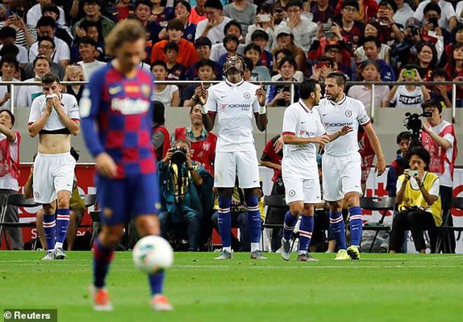 Barcelona - Chelsea: Sai lầm, siêu phẩm và kết cục ngỡ ngàng - 1