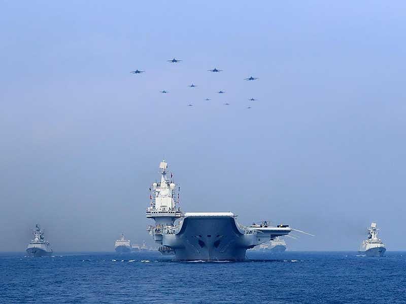 10 năm nhìn lại biển Đông: Trung Quốc từng bước leo thang - 1