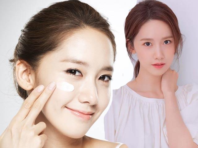 """10 bước dưỡng da """"thần thánh"""" của YoonA (SNSD)"""