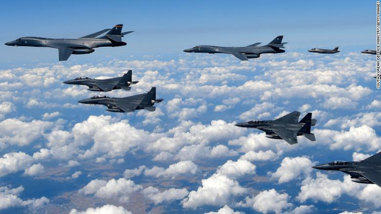 """Chi tiết vụ máy bay 4 nước Nhật, Hàn, Trung, Nga """"quần nhau"""" trên trời - 1"""
