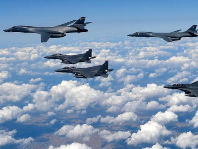 """Chi tiết vụ máy bay 4 nước Nhật, Hàn, Trung, Nga """"quần nhau"""" trên trời"""