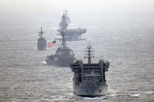 Đến lúc chấm dứt hành động bắt nạt ở biển Đông - 1