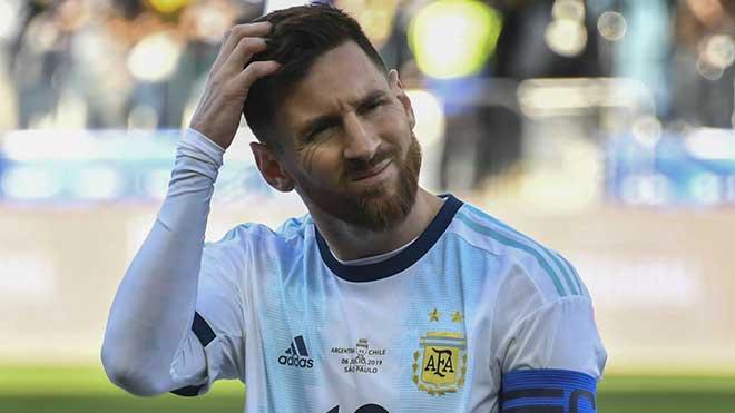 Messi lãnh đòn vụ vạ miệng Copa America: Án phạt gây bất ngờ - 1