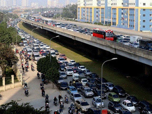 Tin tức trong ngày - Hà Nội chuẩn bị thu phí ô tô vào nội đô từ vành đai 3