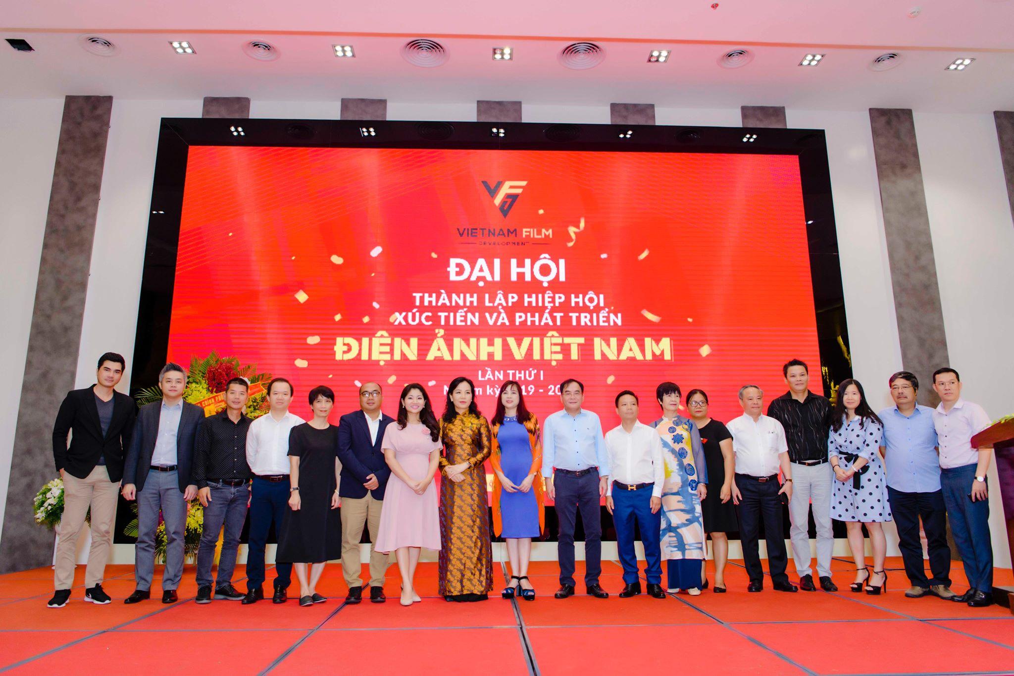 Ngô Thanh Vân giữ vai trò gì trong Hiệp hội Xúc tiến và Phát triển Điện ảnh VN? - 1
