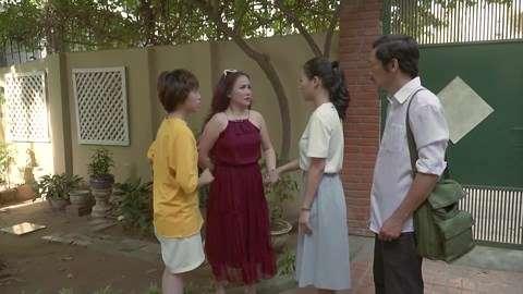 """Cô hàng xóm của """"Về nhà đi con"""" cưới lần 5: Té ngửa vì hậu trường - 1"""