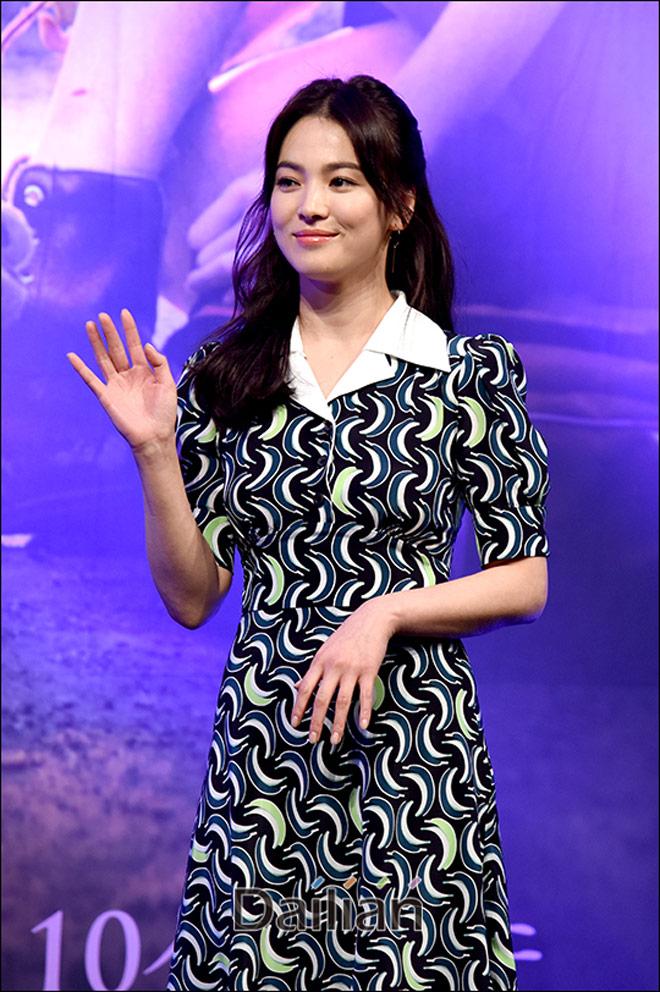 Phản ứng của Song Hye Kyo khi bị đồn cặp kè đại gia sau ly hôn - 1